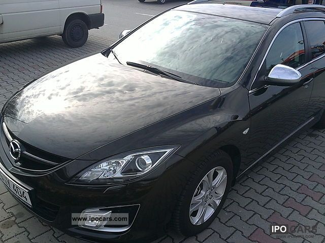 2008 mazda 6 sport kombi 2 5 with heater car photo and specs. Black Bedroom Furniture Sets. Home Design Ideas