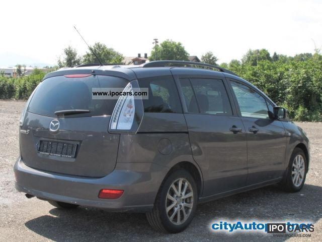 2010 mazda 5 2 0 cd dpf klima car photo and specs. Black Bedroom Furniture Sets. Home Design Ideas