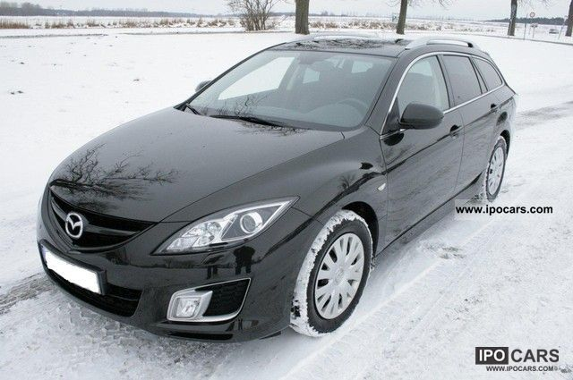2008 Mazda 6 Sport Kombi 1 Hand Accident Free Sh Bi Xenon Car Photo And Specs