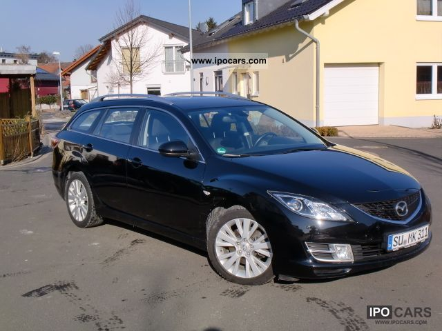 2008 mazda 6 sport kombi 2 0 factory warranty sunroof car photo and specs. Black Bedroom Furniture Sets. Home Design Ideas