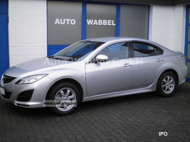 2010 Mazda 6 1.8 MZR Prime-Line 11 608 KM 1 Hand - Car Photo and Specs