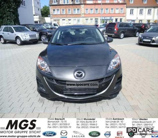 2010 Mazda 3 2.2 MZR-CD DPF Exclusive Line New vehicle - Car Photo and ...