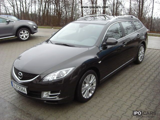 2010 mazda 6 sport kombi 2 0 exclusive car photo and specs. Black Bedroom Furniture Sets. Home Design Ideas
