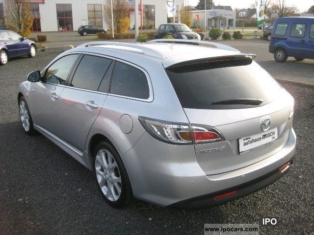 2008 mazda 6 sport kombi 2 0 mzr cd dynamic car photo and specs. Black Bedroom Furniture Sets. Home Design Ideas