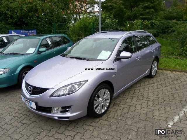 Mazda 6 2.0L MZR combination Exclusive 2009 Used vehicle photo