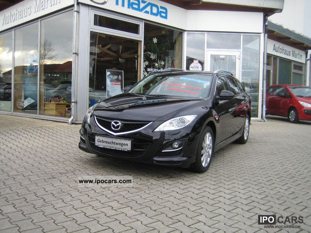 2011 Mazda  1.8 * 6 combination Acitve Business Bose * Bi-Xenon Estate Car Used vehicle photo