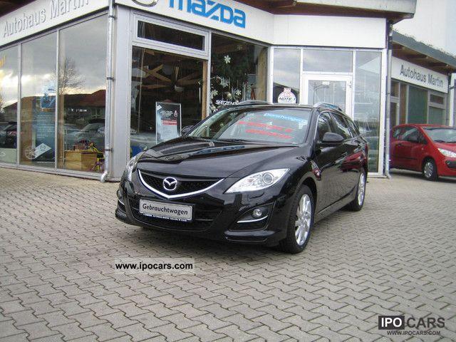 2011 Mazda  1.8 * 6 combination Acitve Business Bose * Bi-Xenon Estate Car Used vehicle photo