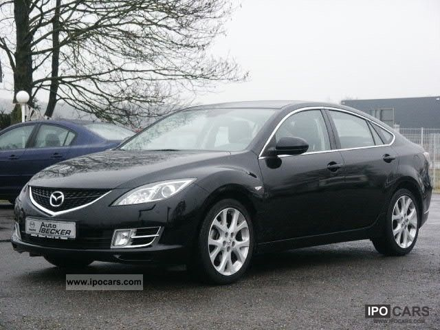 2008 Mazda  6 Sport 2.0 MZR-CD Best Limousine Used vehicle photo