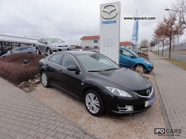 2010 Mazda 6 2.0 MZR Exclusive Touring Limousine Used vehicle photo