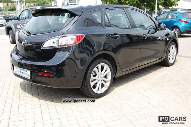 2010 mazda 3 2 0 mzr aut sports line car photo and specs. Black Bedroom Furniture Sets. Home Design Ideas