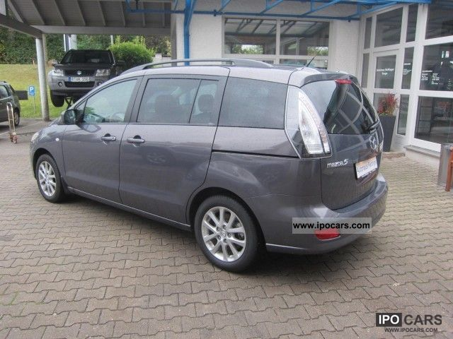 2010 mazda 5 2 0 mzr active car photo and specs. Black Bedroom Furniture Sets. Home Design Ideas