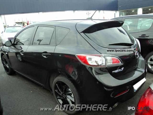 2010 mazda 3 2 2 mz cd sport 5p car photo and specs. Black Bedroom Furniture Sets. Home Design Ideas