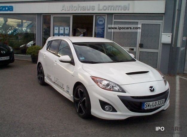 2011 Mazda 3 23 MZR DISI Turbo MPS with Alloy Shark  Car Photo