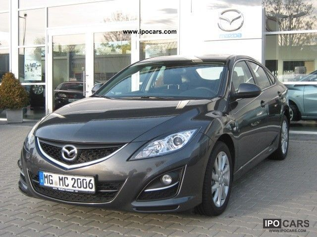 2011 Mazda  6 Sport 2.0 MZR DISI Automatic Active Limousine Demonstration Vehicle photo