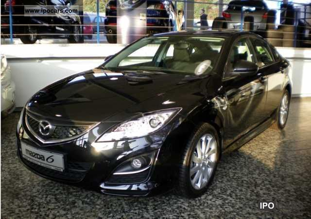 2010 Mazda 6 1.8 MZR Active 5-door Limousine Demonstration Vehicle ...