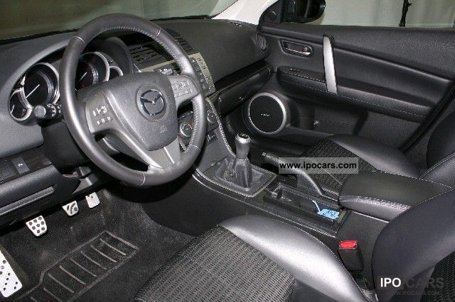 2009 mazda 6 2 5 i kombi dynamic air bose xenon teilled car photo and specs. Black Bedroom Furniture Sets. Home Design Ideas