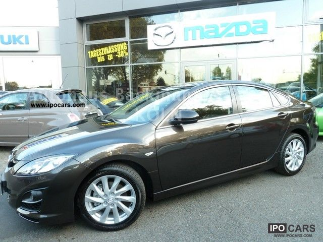2011 Mazda  6 Sport 2.2 CD DPF Edition 125 Limousine Pre-Registration photo