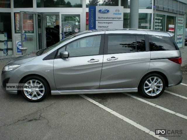 2011 Mazda 5 Sports Line Car Photo And Specs