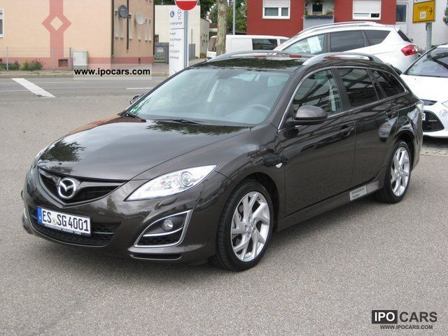 2011 mazda 6 2 2 crdt sports line car photo and specs. Black Bedroom Furniture Sets. Home Design Ideas