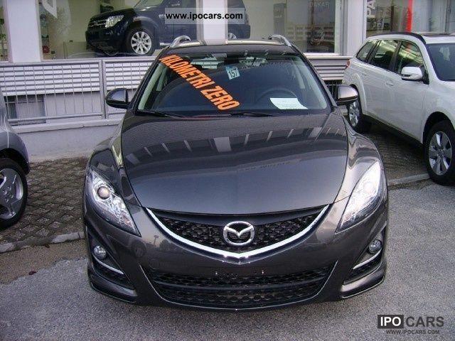 2011 Mazda 6 129cv 2 2l Station Wagon Experience Car