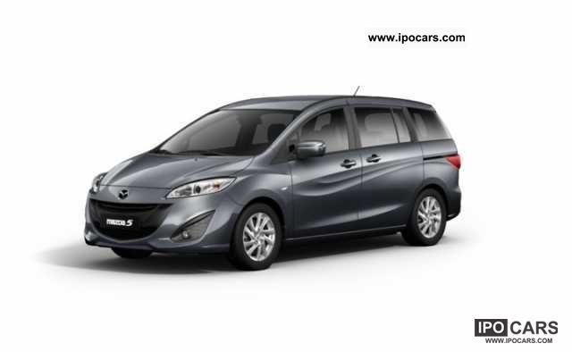 2011 Mazda  5 1.8L Center-Line * PLUS * NAVI * TREND Van / Minibus Used vehicle photo