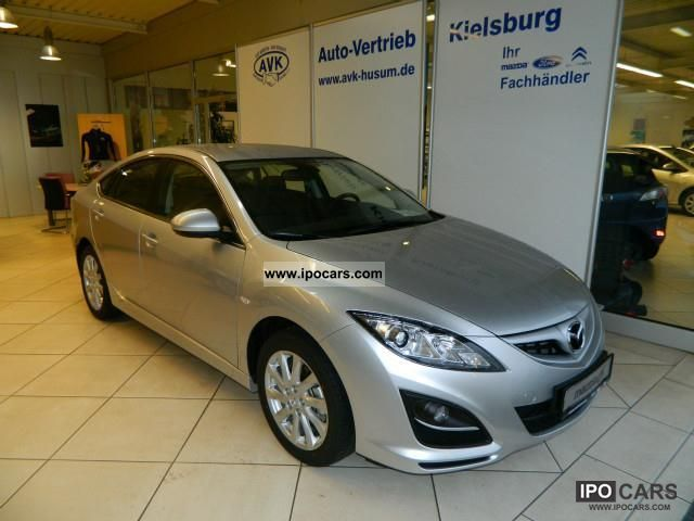 2011 Mazda  6 Sport 2.0 MZR DISI Edition 125 Limousine Demonstration Vehicle photo