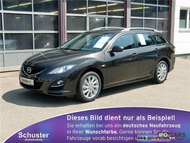 2011 Mazda  1.8 Special 6 combination. Edition, BOSE, Business, New Estate Car New vehicle photo