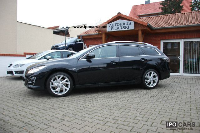 2010 mazda 6 sport kombi 2 2 cd dpf sports line car photo and specs. Black Bedroom Furniture Sets. Home Design Ideas