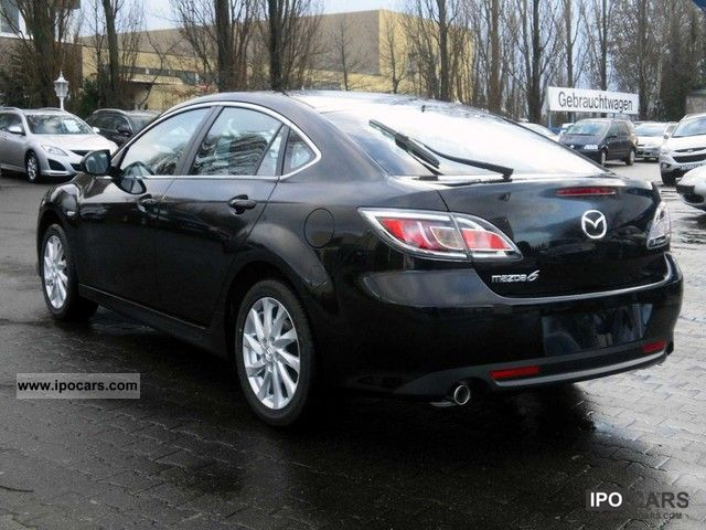 2011 mazda 6 sport 2.0 mzr disi active (gh) - car photo and specs