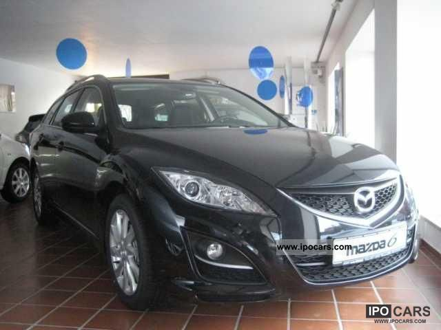 2011 Mazda  6 combination 2.2l diesel Active (BOSE, heated seats) Estate Car Demonstration Vehicle photo