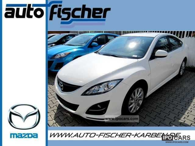 2011 Mazda  6 Fließh. Active 1.8 -21% Limousine New vehicle photo