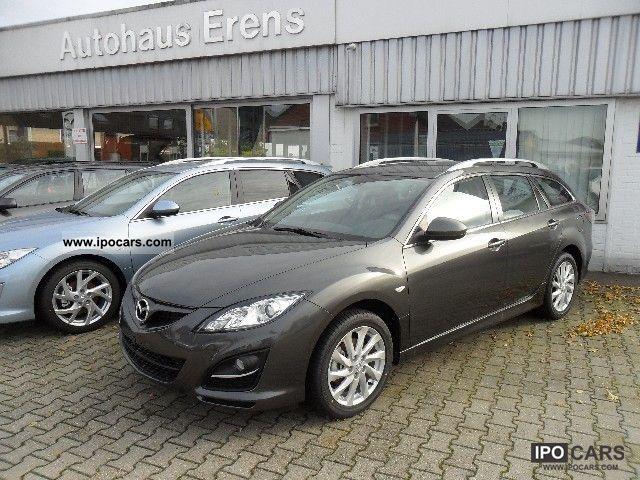2011 Mazda  6 combination Edition125 **** 2.0 ** BOSE ** Estate Car Pre-Registration photo