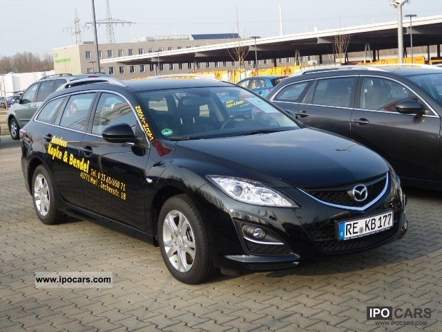 Mazda 6 2.0L MZR DISI 155HP Active no Inspektionsko 2010 Demonstration ...
