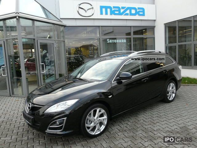 2008 mazda 6 estate 2 2 mzr cd related infomation. Black Bedroom Furniture Sets. Home Design Ideas