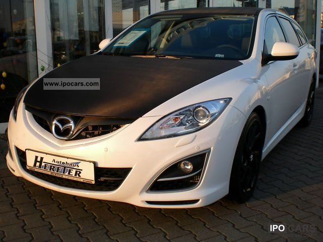 Mazda  6 combination 2.2l 180hp sport-Line * Tuning * 2011 Tuning Cars photo