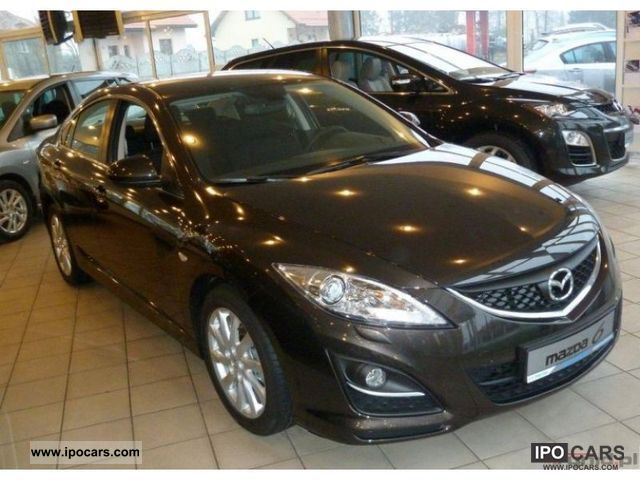 2011 Mazda  6 exclusive plus (1042) Limousine New vehicle photo