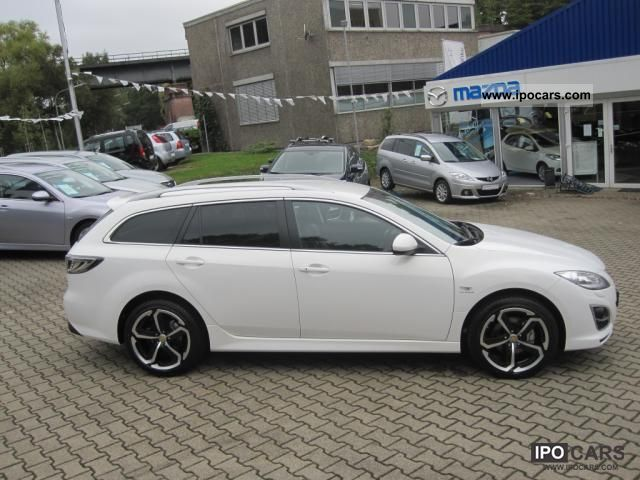 2011 mazda 6 sport kombi 2 5 mzr sport line facelift car photo and specs. Black Bedroom Furniture Sets. Home Design Ideas