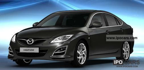 2011 Mazda  6 Sport 2.0i Sport Line * Leather / GSD / xenon * Limousine Pre-Registration photo