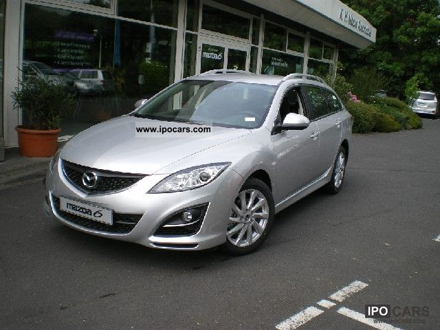 2011 Mazda  6 combination CD Edition 2.2 l / Active * Special Edition * Estate Car New vehicle photo