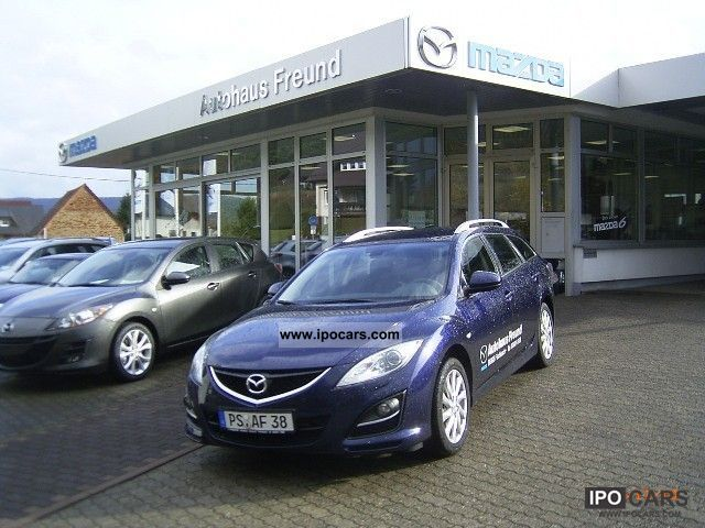 Mazda 6 2.0L MZR DISI 155HP + ACTIVE BUSSINES PACKAGE 2010 ...