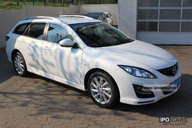 2012 Mazda 6 Kombi 2 2 Cd Edition Car Photo And Specs