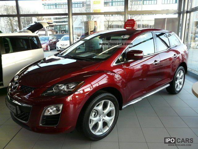 mazda cx 7 2012 specifications