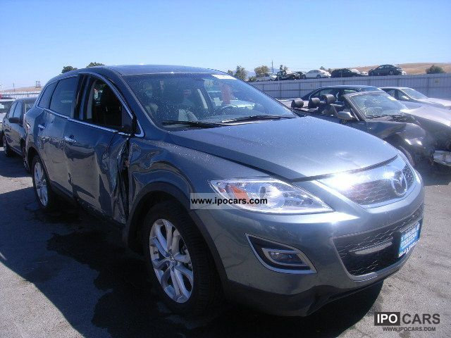 2011 mazda cx 9 awd off road vehicle pickup truck used vehicle. Black Bedroom Furniture Sets. Home Design Ideas