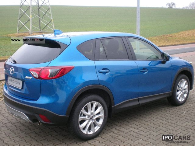 2012 mazda cx 5 2 0l sports line automatic 4x4 with bi xenon car photo and specs. Black Bedroom Furniture Sets. Home Design Ideas