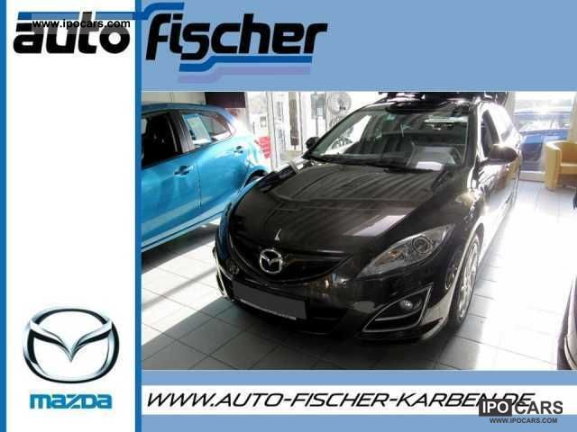 2011 Mazda  6 combination 2.2CD (132KW) Sports. Navigation -19% Estate Car New vehicle photo