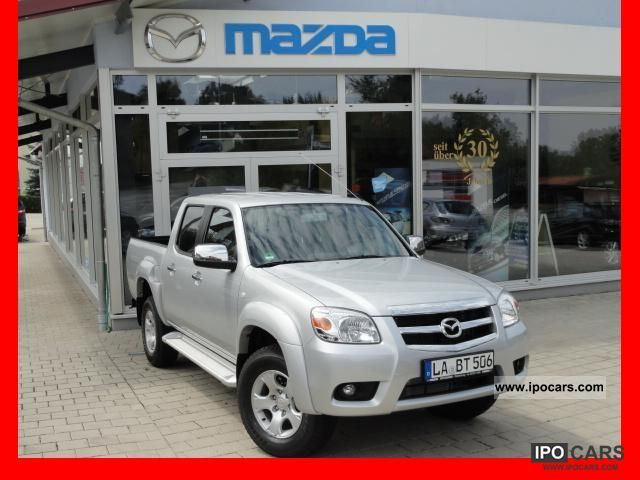 2011 Mazda  BT-50 XL-Cab 2.5l Toplands tub AHK Off-road Vehicle/Pickup Truck Demonstration Vehicle photo