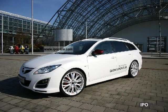 2012 Mazda  * Line 6 Sport Tuned by G & F * Estate Car Demonstration Vehicle photo