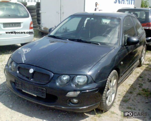 2002 MG  ZR 1.8 160 Other Used vehicle photo