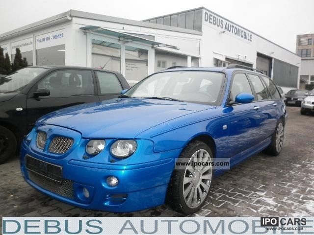 2003 MG  ZT-T 2.5 V6 Air / Xenon / leather / glass roof ... Estate Car Used vehicle photo