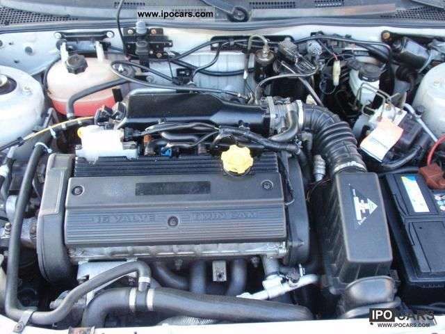 2002 MG ZR 1.8 with 160 hp - Car Photo and Specs